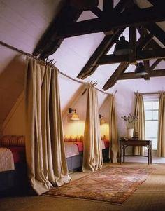 Un grand dortoir pour vos bambins !