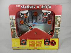 Vintage Starsky & Hutch Official Police Target Range Game 1977 Arco by WesternKyRustic on Etsy