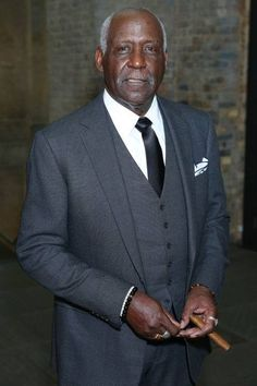 As the title character in hit Shaft, actor Richard Roundtree became a cultural icon, Black Actors, Black Celebrities, Black Tv, Back To Black, African American Actors, African Americans, American History, Richard Roundtree, Black King And Queen