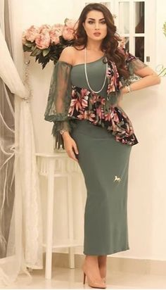 Inspiration -Scrolling down Funky Dresses, Party Wear Dresses, Stylish Dresses, Simple Dresses, Elegant Dresses, Hijab Evening Dress, Evening Dresses, Indian Designer Outfits, Designer Dresses