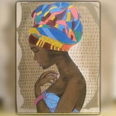 #sanat #boya #artdeco #amsterdam #pebeo #acrilicpainting #womenart #africanart #tbt #olmasada #olur