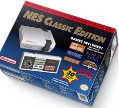 Nintendo Classic Mini: Nintendo Entertainment System ~ Nintendo Wii U