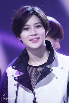 Lee Taemin just being prettier than we will ever be !!!