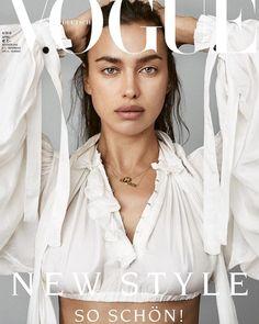 Irina Shayk for Vogue Germany 2018