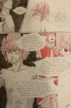 Natsu x Lucy E.N.D Comic Part 24