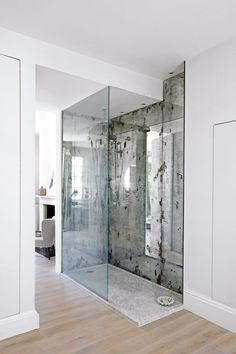 Step up your shower style with these stunning shower room designs – Marble Bathroom Dreams Bathroom Design Small, Bathroom Interior Design, Bathroom Ideas, Bathroom Designs, Bathroom Remodeling, Bathroom Furniture, Glass Shower Enclosures, Layout, Interior Inspiration