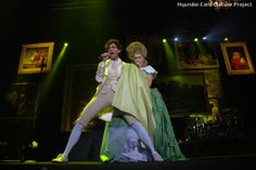 Mika and iMMa @ Olympic Hall in Seoul, South Korea - Sept 20 2011