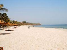 Les belles plages du Sénégal