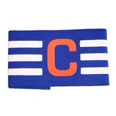 Football Captain Armband Soccer Rugby Sports Competition Adjustable Band