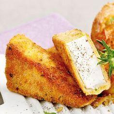 Wenn man mit hängendem Magen nach Hause kommt ist dieser knusprige Snack ideal, weil er schnell geht und toll schmeckt!