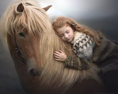 ..two with blond eyelashes.. by Elena Shumilova on 500px
