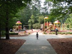 Ritter Park Cary, NC