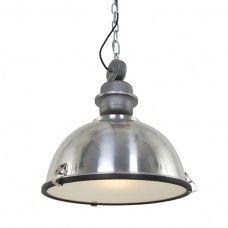 Hanglamp Gospodin  staal - 93801