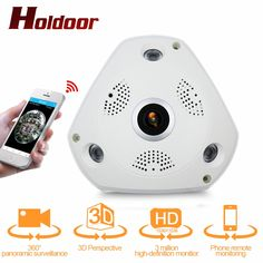 62.00$  Watch here - http://alii8d.shopchina.info/1/go.php?t=32815345280 - 360 Camera IP 3MP Fish Eye Panoramic 1536P WIFI PTZ CCTV 3D VR Video IP Kamera Cam Micro SD Card Audio Remote Home Monitoring  #magazineonlinebeautiful