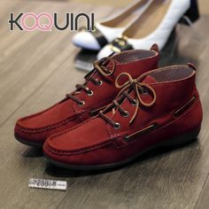 #bomdia Koquinas! Vamos de botinha mocassim hoje? #koquini #sapatilhas #euquero by #wirth koqu.in/SJsDCt
