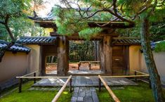 Entrance-to-Koto-in-temple,-Kyoto-in-autumn. — ThePlanthunter