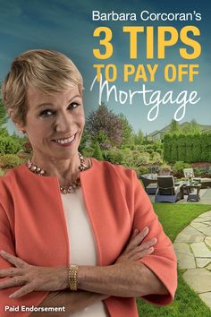 Cut years off your mortgage! Refinance your mortgage and you could pay it off in half the time.