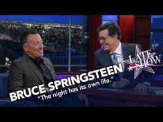 "Bruce Springsteen: ""I'm Here To Take You Out Of Time"" 