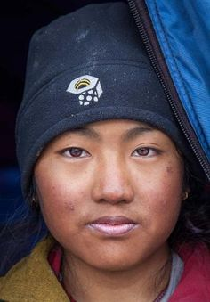 16 year old Nima Chhamzi Sherpa is the youngest women to summit Mt Everest.
