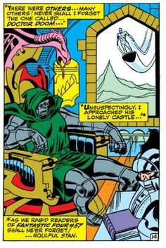 The Lost Panel: The Buscema Slouch!   Comicosity