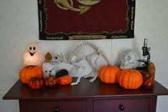 Lindsey Rutherford Blog: Halloween Home Tour