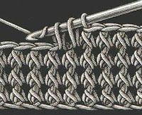 Tina's handicraft : 17 crochet stitch