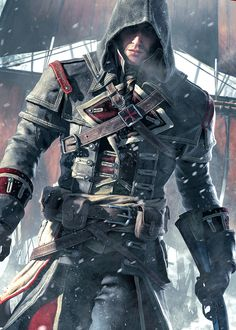 """gamefreaksnz: """"Assassin's Creed Rogue trailer confirms PC version A story trailer from Ubisoft has confirmed that Assassin's Creed Rogue will be coming to PC early 2015. Check out the new clip here. """""""