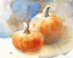 pumpkins-maria-stezhko.jpg (900×720)