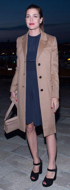 Charlotte Casiraghi - granddaughter of Princess Grace of Monaco