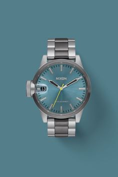 Nixon and the Chronicle 44 for the Life Aquatic collection.