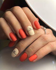 Cute Nail Colors - Neutral Nail Polish Color Ideas - Fashion Creed Informations About Cute Nail Colo Cute Nail Colors, Cute Nails, Pretty Nails, One Color Nails, Cute Nail Art, Pink Nails, My Nails, Neutral Nail Polish, Short Nails Art