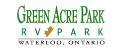 Green Acre Park, RV & Motor Home park located in Waterloo, Ontario, Canada. One of only 99 parks in North America to attain the rating from Woodall's School Bus Service, Used School Bus, Permanent Residence, Rv Parks, Trailers, Acre, Camping, Green, Campsite