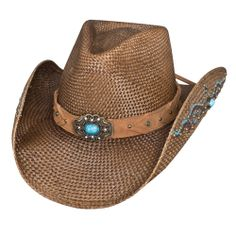 Amnesia Cowgirl Hat http://dumbblondeboutique.com/amcohat.html