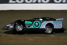 dirt track racing late models; Scott Bloomquist