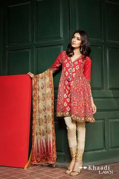 Khaadi Lawn Vol 1 2017 Embroidered Collection With Price http://www.womenclub.pk/khaadi-lawn-vol-1-2017-embroidered-collection-with-price.html #Khaadi #Lawn #Embroidered #Price # KhaadiLwan #satin #Dresses #Pert #Fahion #Summer