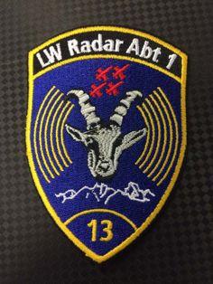 LW RADAR ABT 1/13 - Badge Armee XXI in Uznach kaufen bei ricardo.ch