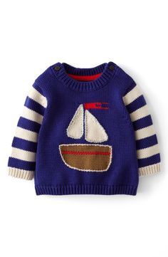 Mini Boden - Knitted Sweater