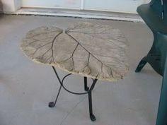 Hypertufa Recipe Perlite   stands for the birdbaths - Hypertufa Forum - GardenWeb