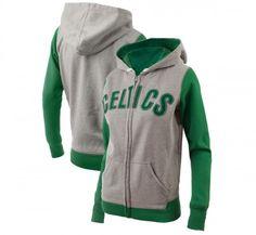 G-III Celtics Womens Nickel Coverage Hoodie.....LOVE it!!! #celtics