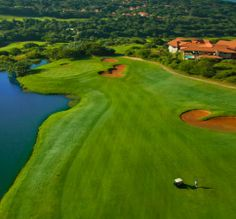 Within the resort is an 18-hole, five-star golf experience.