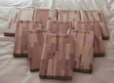 Culinary Wood Designs, Restaurant Industry Custom Wood Work | Cheese & Cutting Boards