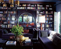 Bookshelves    Google Image Result for http://4.bp.blogspot.com/-Zw5EUEeVZUQ/UJvNCDQ-B1I/AAAAAAAAV9Q/rTBkV1d0D6c/s640/roman%252Band%252Bwilliams%252Bpurple%252Bliving%252Broom%252Bden%252Bbuilt%252Bin%252Bbookshelves%252Bbooks%252Bbookcase%252Bshelves%252Bcococozy.jpg