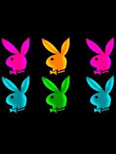 Playboy Bunny Tattoo, Playboy Logo, Bunny Tattoos, Aesthetic Gif, Aesthetic Movies, Pink Aesthetic, Lip Wallpaper, Wallpaper Backgrounds, Free Animated Gifs