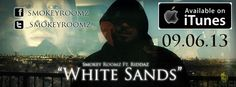 """""""WHITE SANDS"""" SINGLE  AVAILABLE FOR DOWNLOAD FROM iTUNES - 9TH JUNE 2013 - © 2012 TMI Film, A Division Of TraceMeInc. Website: http://www.smokeyroomz.com  Facebook Pages: http://www.facebook.com/smokeyroomz https://www.facebook.com/pages/Smokey-Roomz-White-Sands-Video/612626935433047?id=612626935433047=app_57675755167  Follow On Twitter: http://www.twitter.com/@_SmokeyRoomz_  TMI (TraceMeInc) Website: http://www.tracemeinc.com  Facebook Page: https://www.facebook.com/TraceMeIncorporated"""