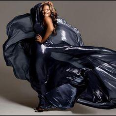 Queen Latifah. Love this!