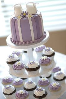 Kimberly Richard: A Lavender Baby Shower
