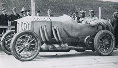 Go Away Garage: Racing action at the Vanderbilt Cup Races