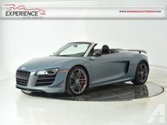 2012 Audi R8 GT 5.2 quattro Spyder AWD GT 5.2 quattro Spyder 2dr Convertible for Sale in Lauderdale By The Sea, Florida Classified | AmericanListed.com