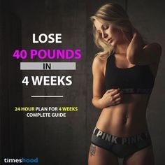 Lose 40 pounds in 4 weeks. try this fat burning weight loss plan for 4 weeks. best diet plan for weight loss. Best workouts to burn more calories. zero calories food to eat and avoid. 24-hour weight loss guide. Best weight loss tips. lose 10 pounds in one week. 4 weeks weight loss challenge.