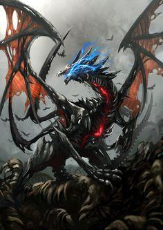 Underth Dragon ok copy by pamansazz on DeviantArt